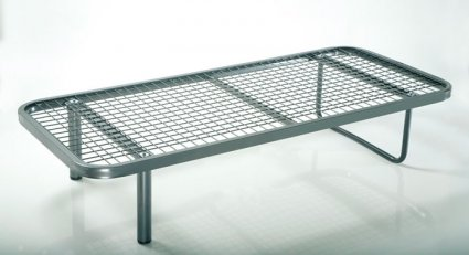 Stainless Steel Mattress Support & Storage System