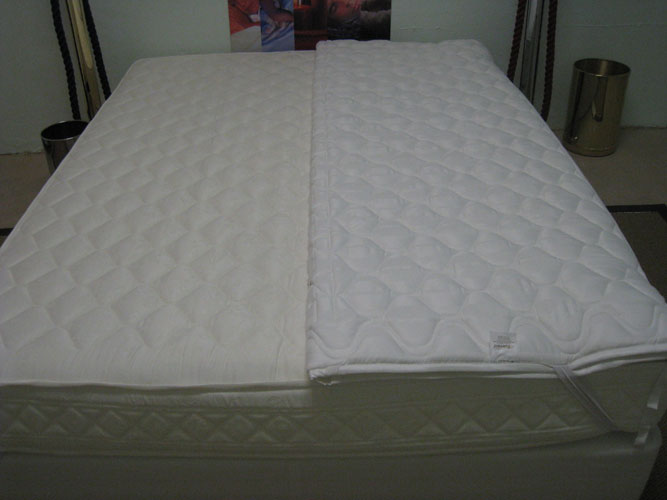 Rc Pillow Top Pad Grr Quality Imported Italian